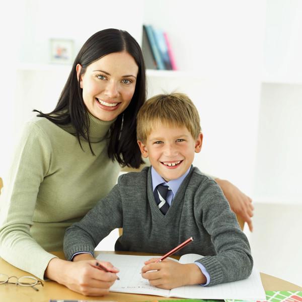 как сфотографироваться с сыном учительницы
